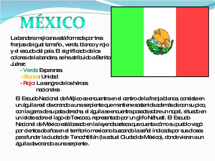 bandera de mexico 13