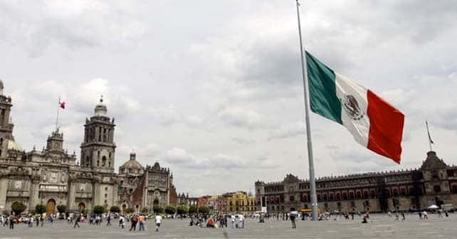 banderas de mexico 20