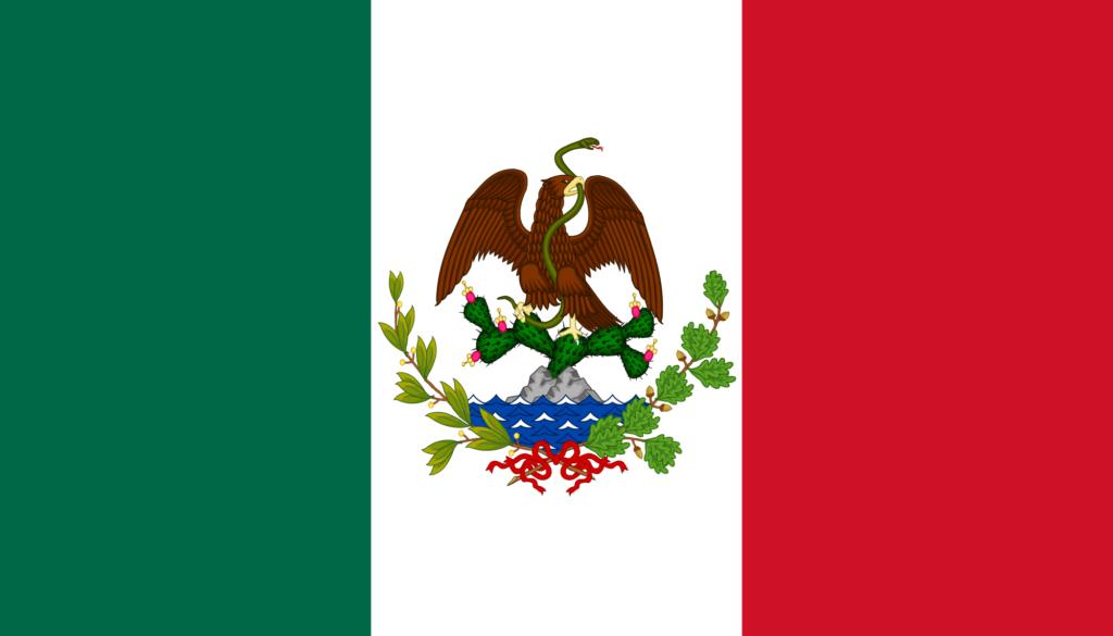 bandera de mexico 3