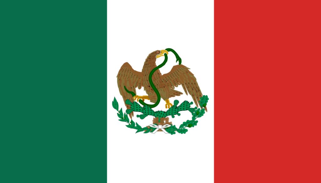 bandera de mexico 4
