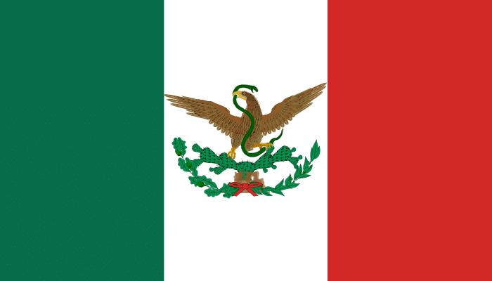 bandera de mexico 6