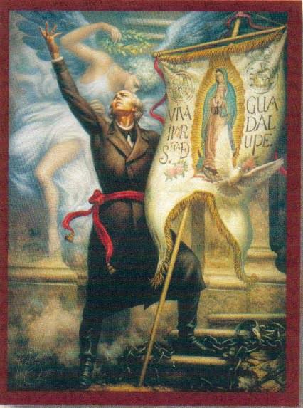 bandera de mexico 8
