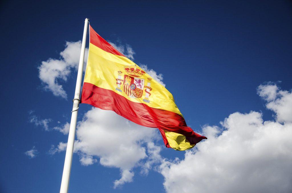 Bandera de España 16