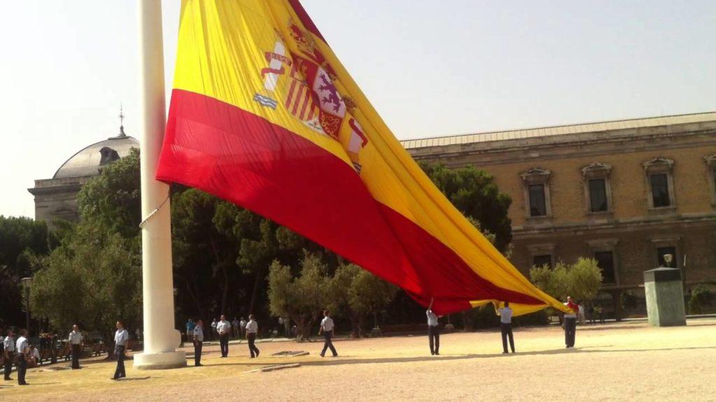 Bandera de España 20