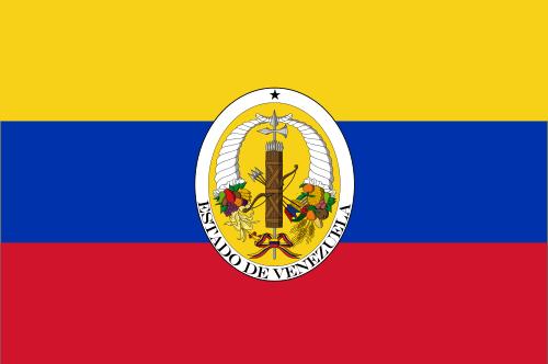 Bandera de Venezuela 16