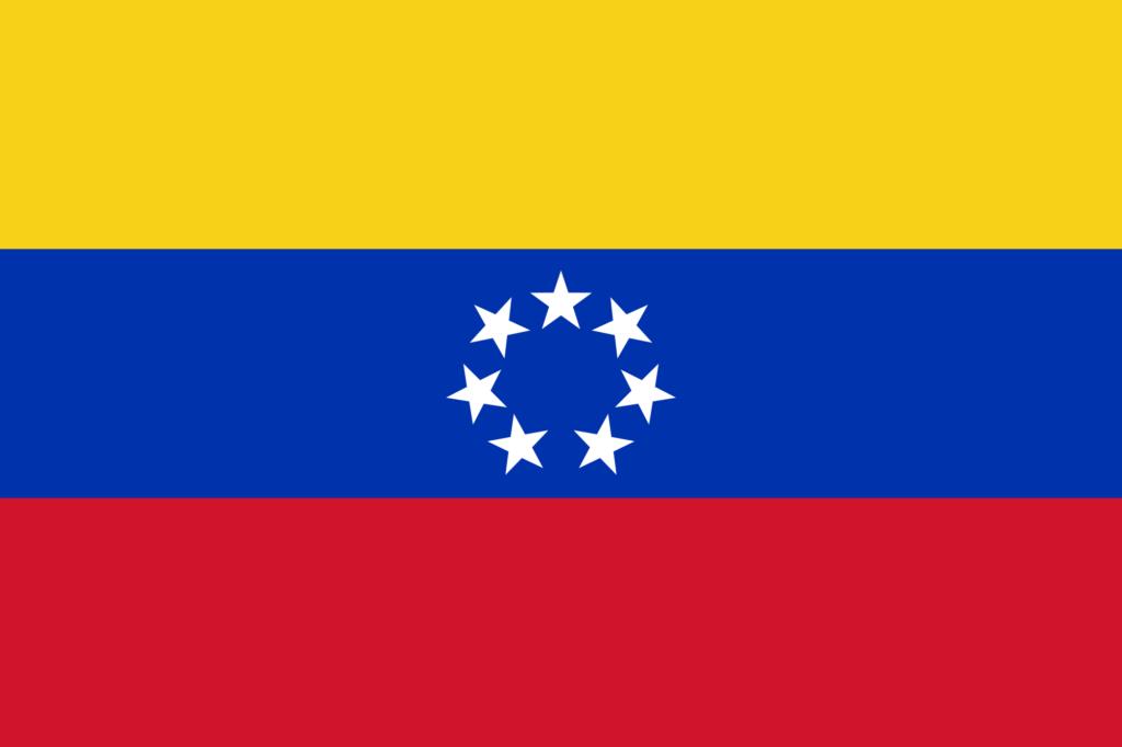 Bandera de Venezuela 23