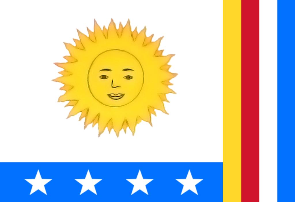 Bandera de Venezuela 3