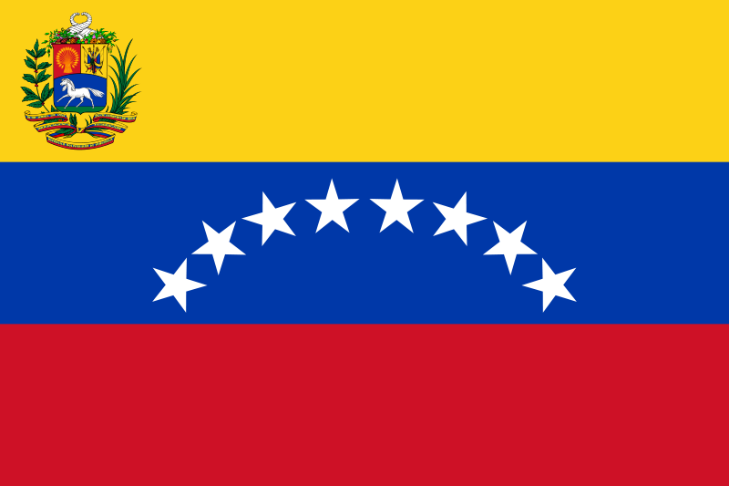 Bandera de Venezuela 30