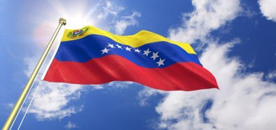Bandera de Venezuela 32