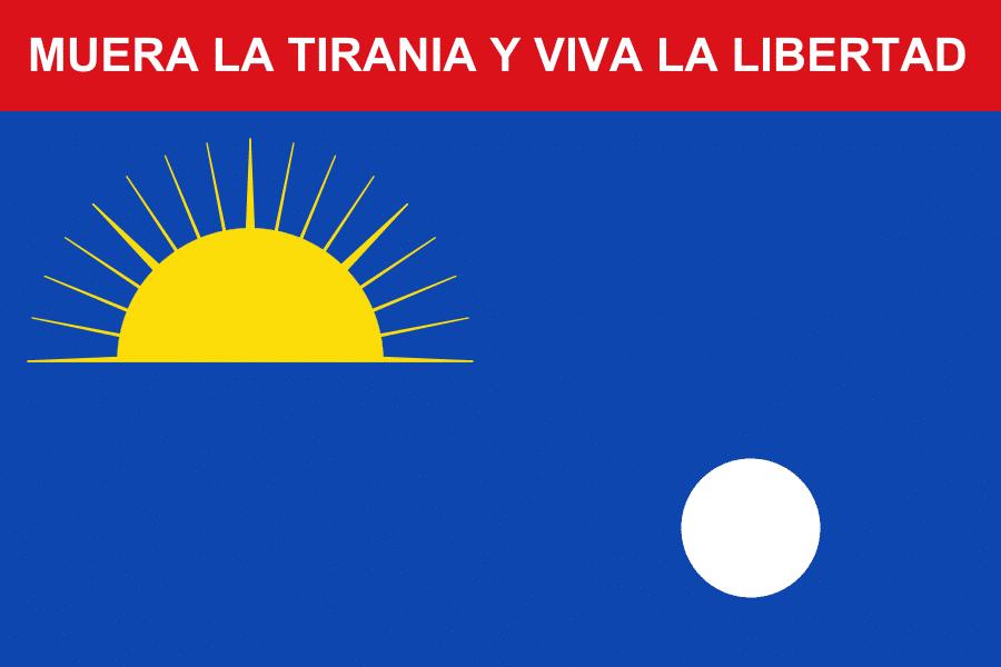 Bandera de Venezuela 5