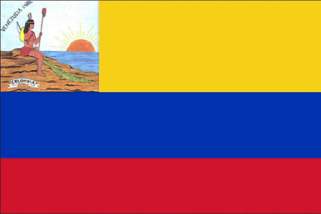 Bandera de Venezuela 9