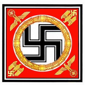 Bandera de Hitler