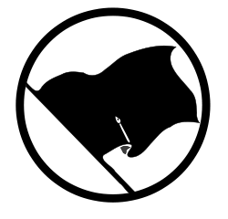 ¿Sabe cómo es la bandera anarquista? Descubralo aquí