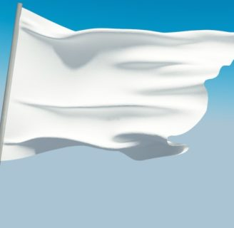 Bandera blanca: siginificado, playa, y todo lo que necesita saber