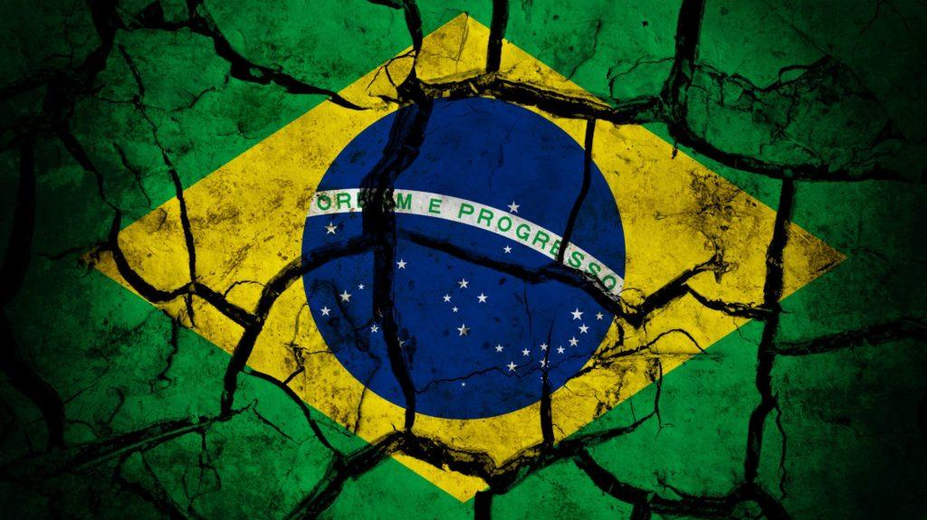 La bandera de Brasil 9