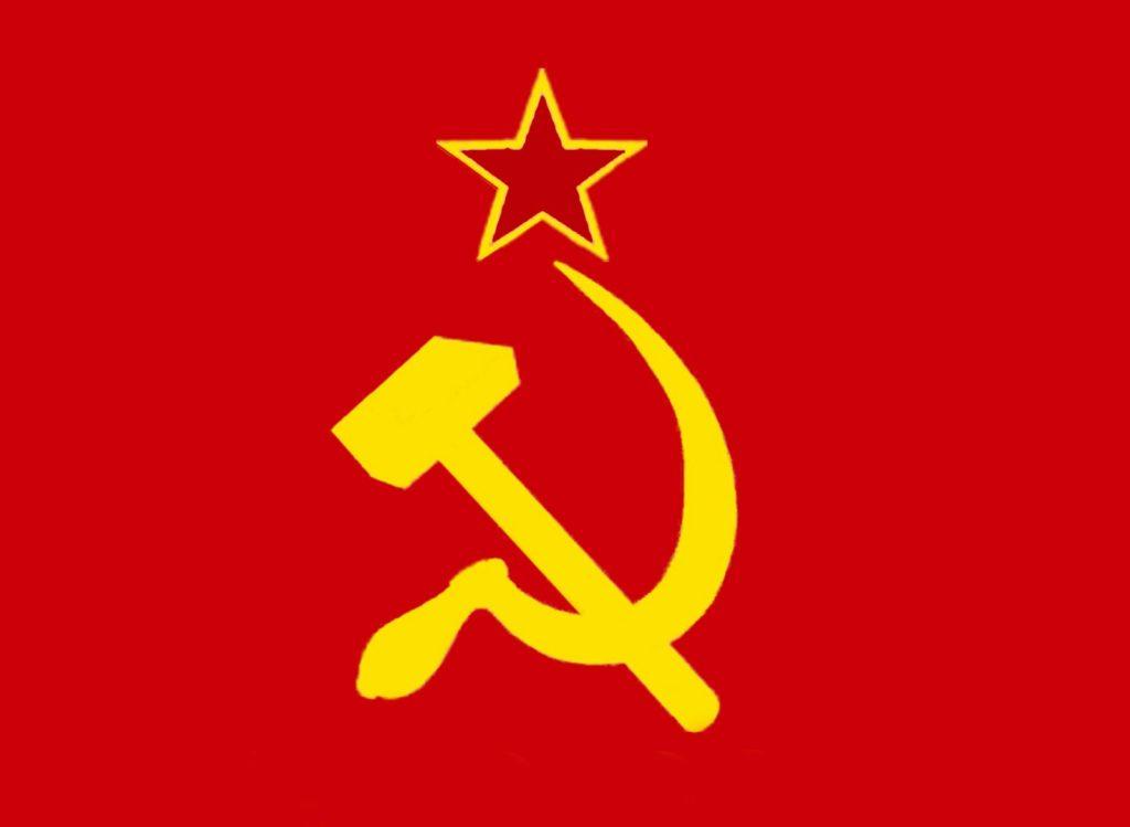 Bandera comunista 2