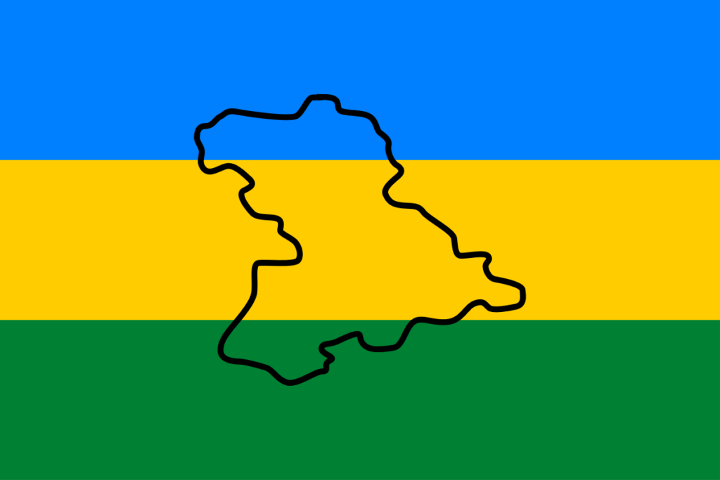 bandera de azoategui
