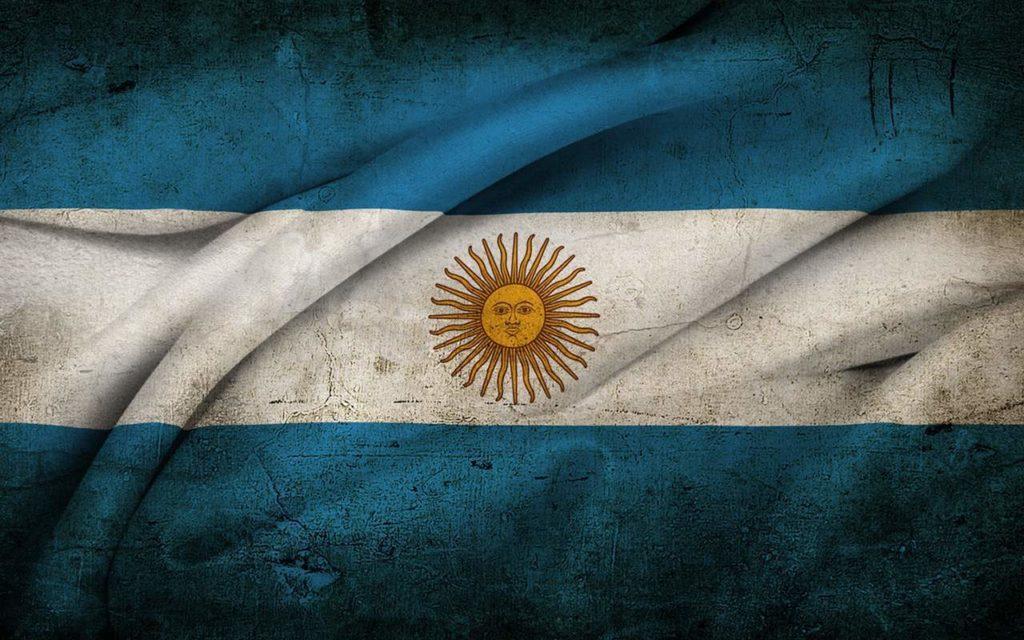 Bandera de Argentina 3