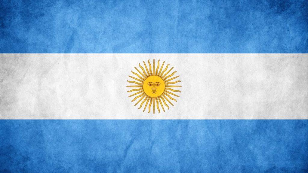 Bandera de Argentina 5