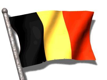 Bandera Bélgica 1