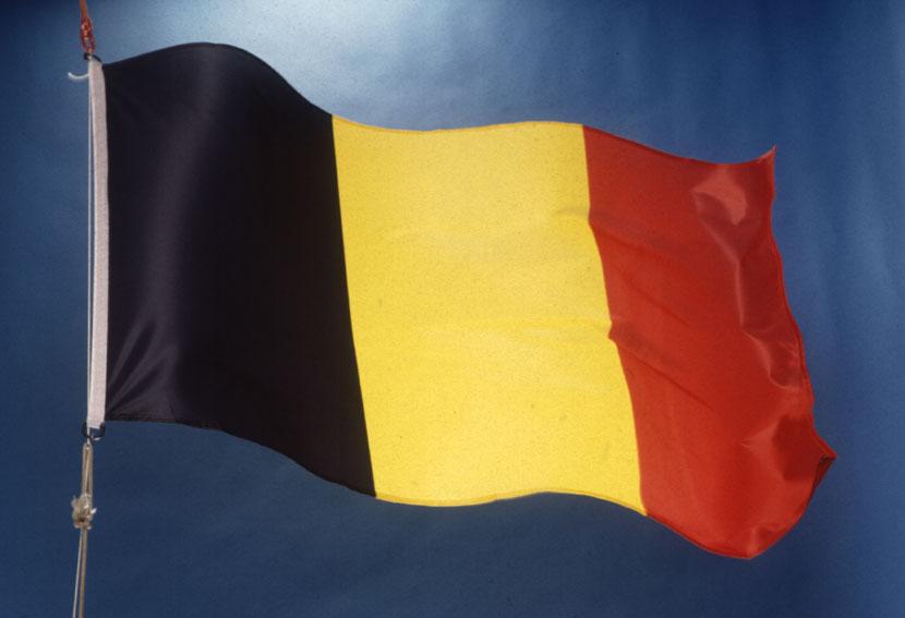 Bandera de Bélgica 4