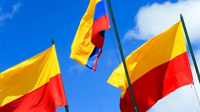 bandera bogota