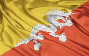 La Bandera de Bután 3