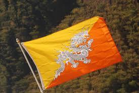 La Bandera de Bután 4
