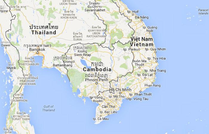 bandera camboya