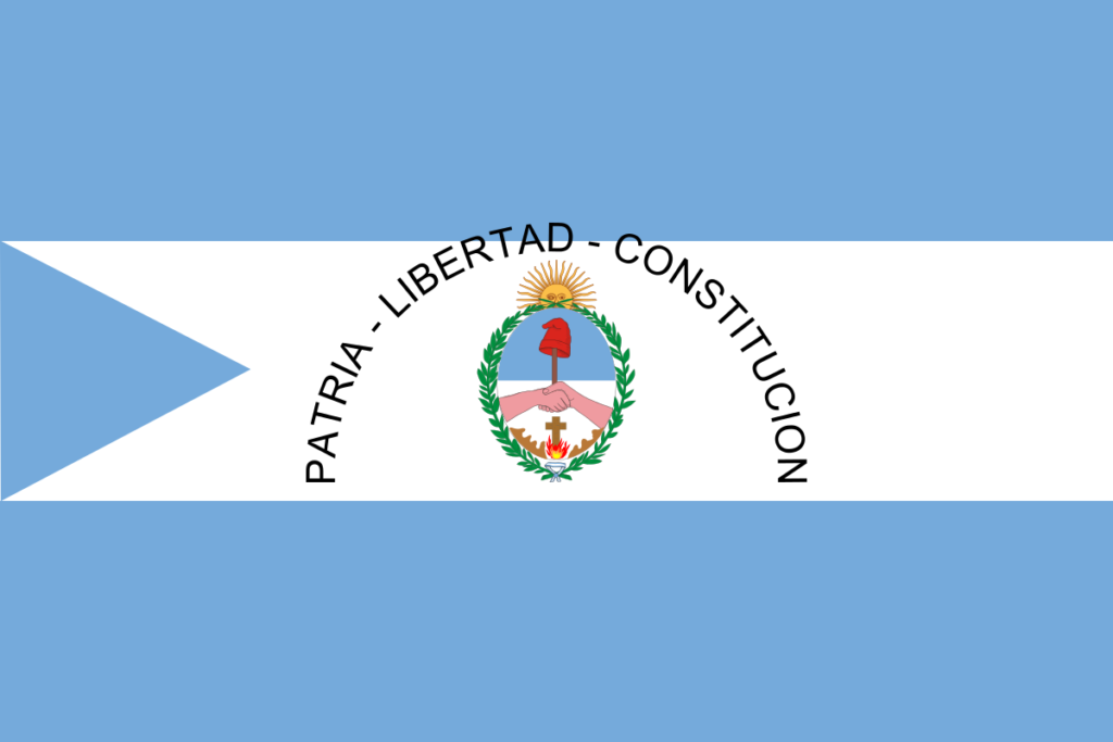 bandera de corrientes