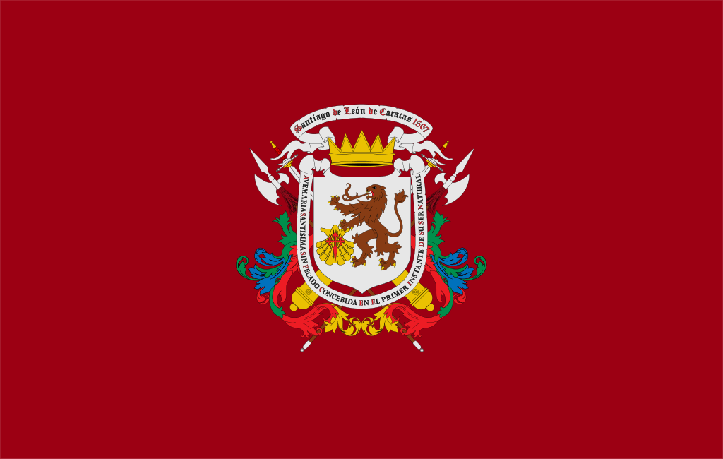 bandera del distrito capital