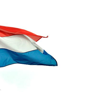Bandera de Holanda 2