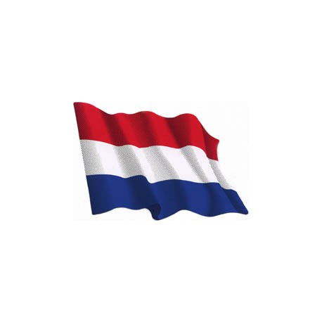 Bandera de Holanda 3