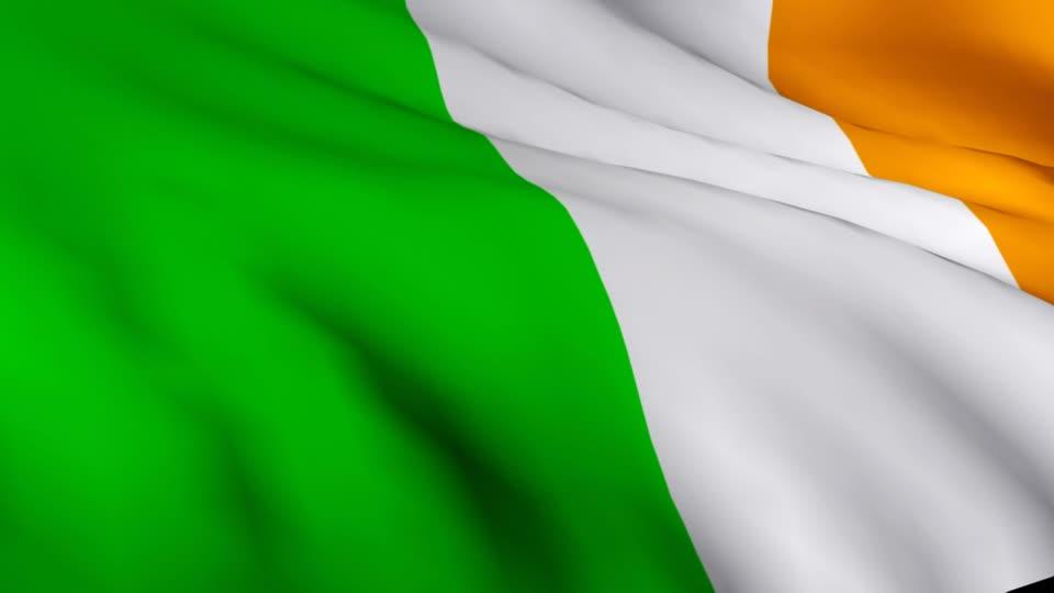 La Bandera de Irlanda 2
