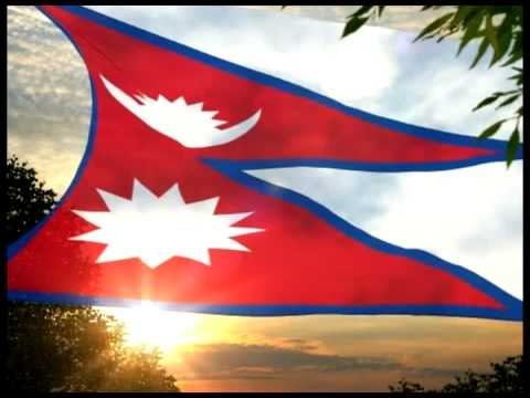 bandera de Nepal 4