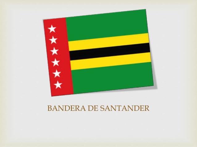Bandera de Santander 9