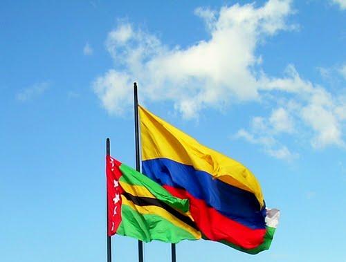 Bandera de santander 6