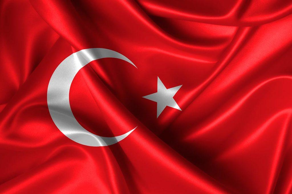 Bandera de Turquía 3