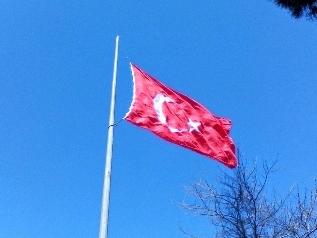 bandera de Turquía 4
