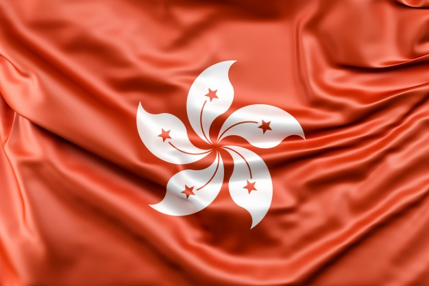Bandera de Hong Kong 1