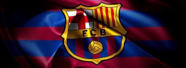 bandera del barcelona