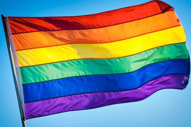 ver colores de la bandera gay