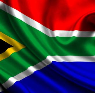 Historia de la Bandera de Sudáfrica, un estandarte muy colorido.