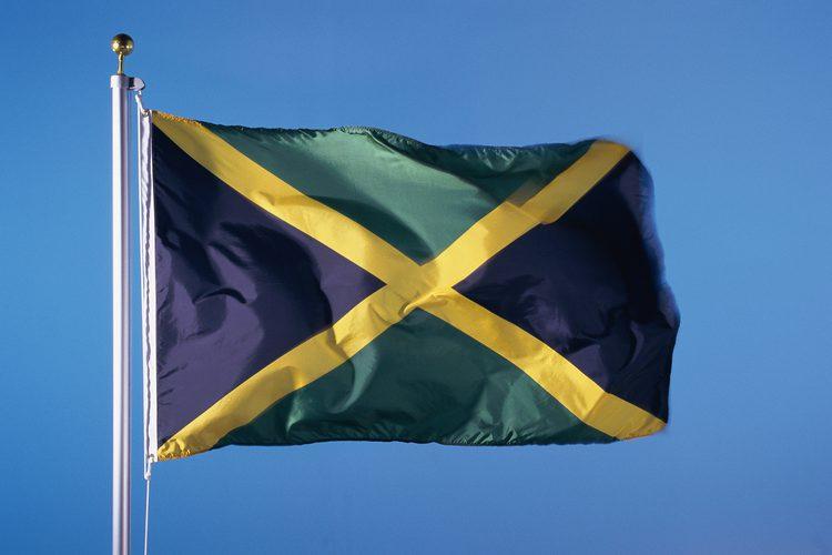 La bandera de Jamaica 4