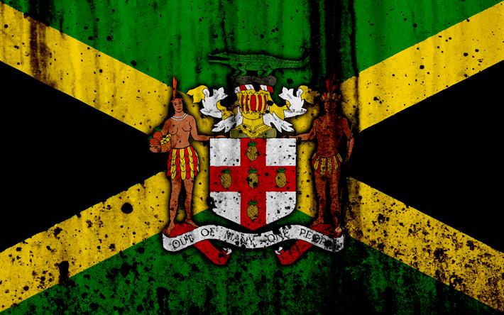 La bandera de Jamaica 3
