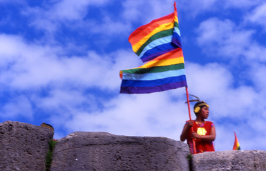 Bandera del Cuzco