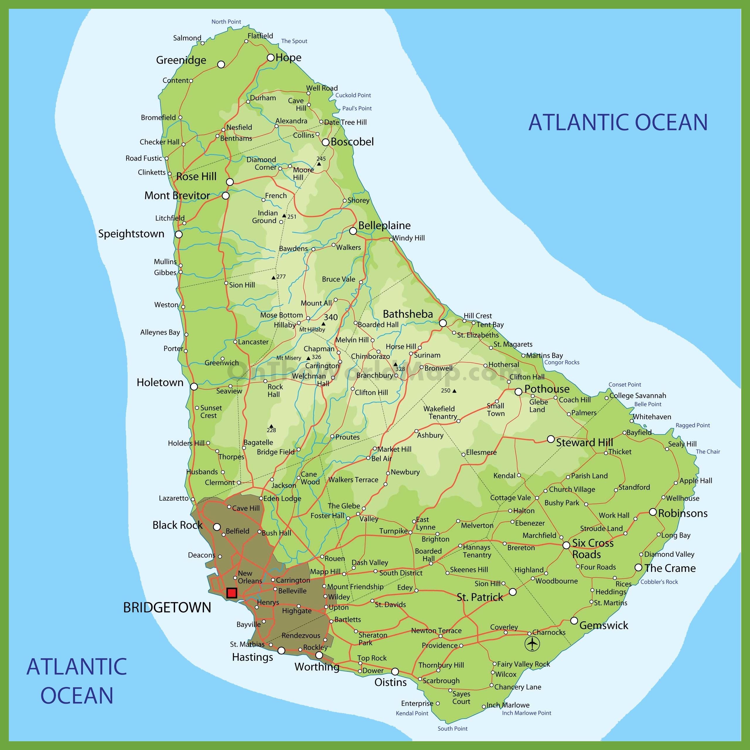 ver-bandera de Barbados-5